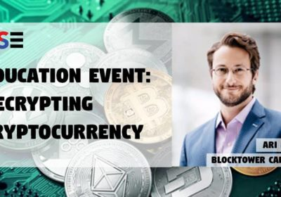 KSE Education Event: Decrypting Cryptocurrency