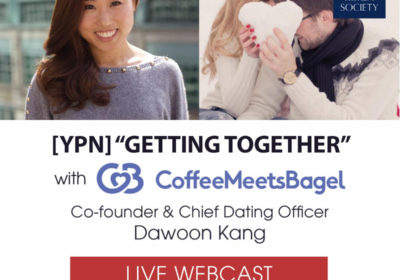 """Getting Together"" with Coffee Meets Bagel"